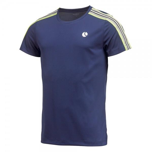 BJORN BORG - TOMLIN T-shirt - donker blauw