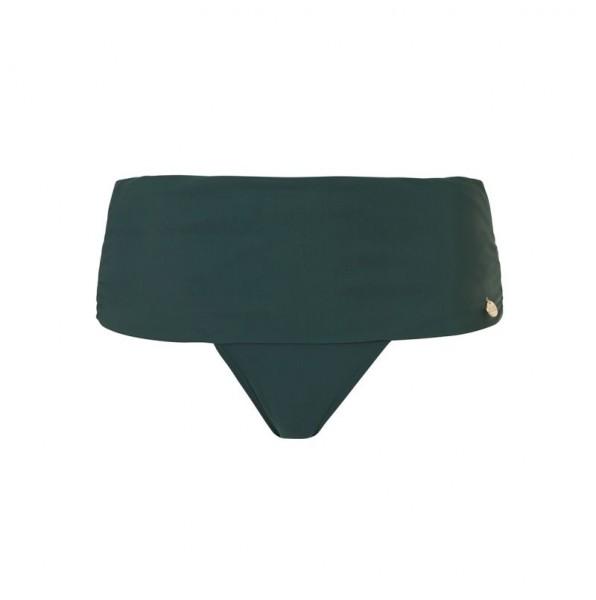 WOW - OMSLAG bikinislip - groen