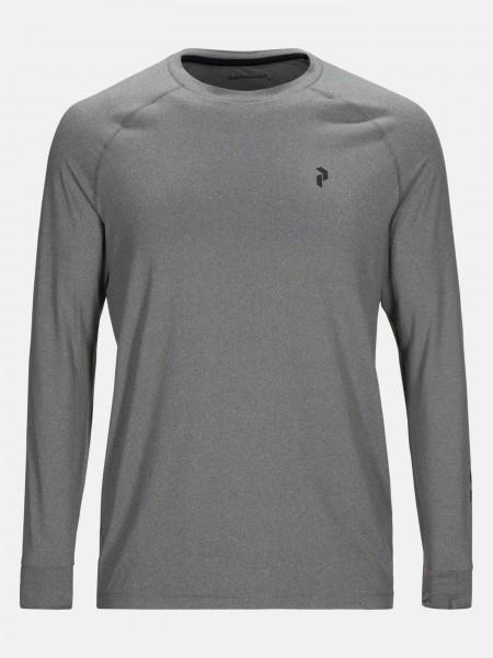 PEAK PERFORMANCE - SPIRIT CREW shirt - grijs