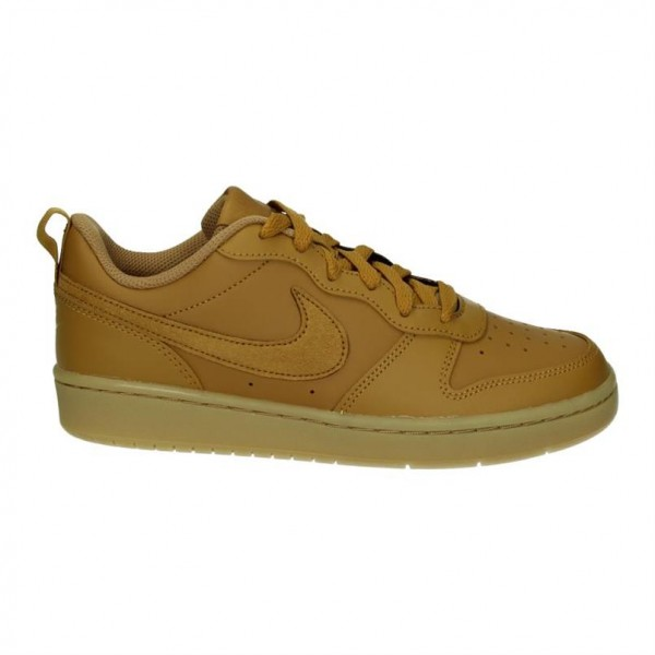 NIKE - Court Borough Low 2 Sneaker kids - bruin