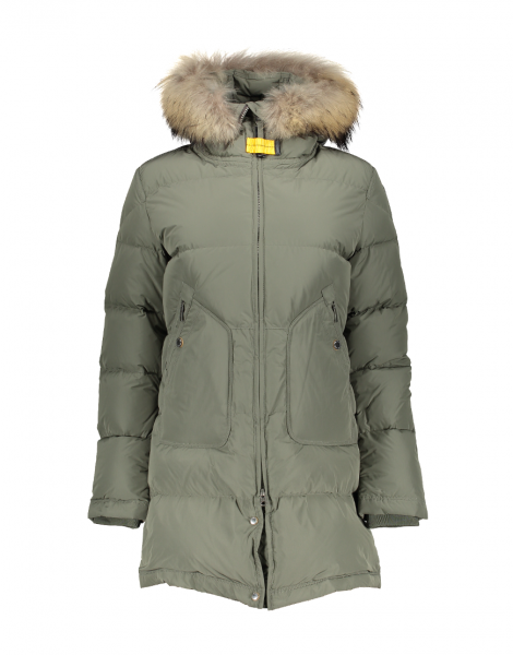 PARAJUMPERS - LIGHT LONG BEAR jas - groen