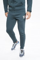 11 DEGREES - CORE JOGGERS men - donkergrijs