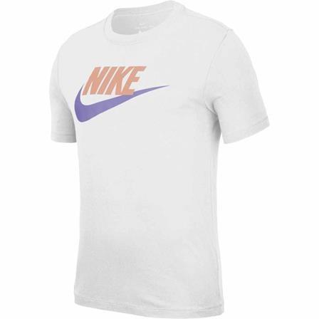 NIKE - ICON FUTURA T-shirt - wit - Haarlem