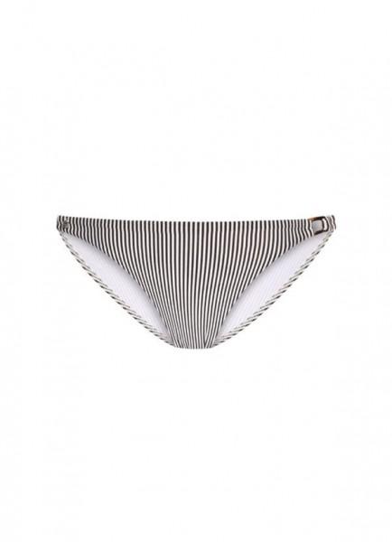 BEACHLIFE - CLASSY bikinislip - zwart wit - Haarlem