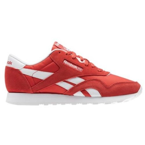 REEBOK - Cl Nylon Neutrals Sneaker women - rood