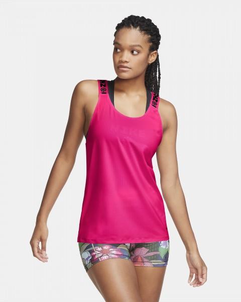 NIKE - ICON CLASH top women - roze
