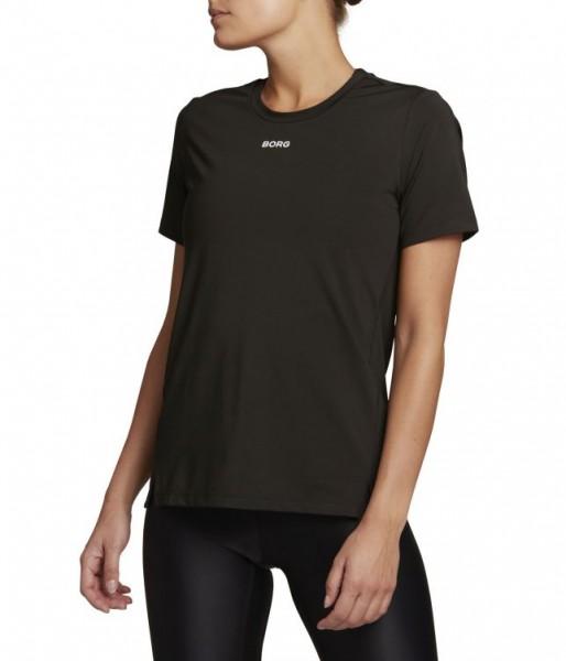 BJORN BORG - CATO T-shirt - zwart