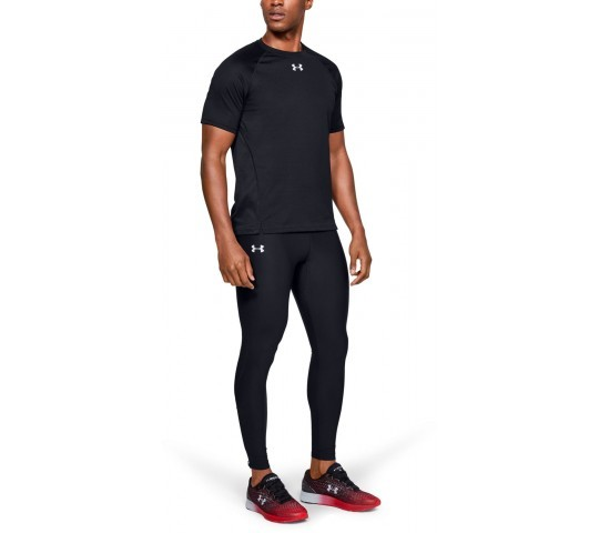 UNDER ARMOUR - QUALIFIER broek men - zwart