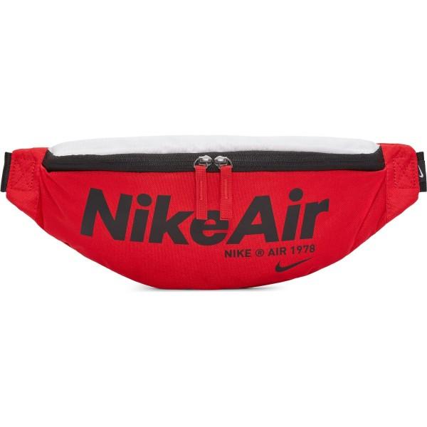 NIKE - AIR TERITAGE tas - rood