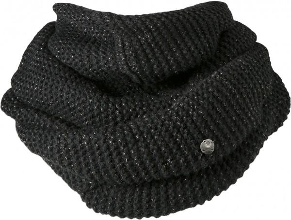 BARTS - CANDICE shawl - zwart