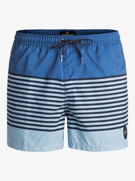 QUIKSILVER - REVOLUTION 15 zwemshort heren - blauw
