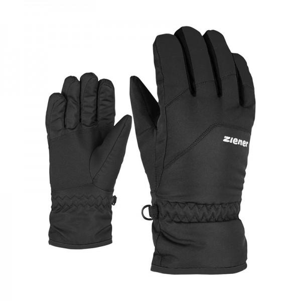 ZIENER - LANDO JUNIOR handschoen - zwart - Haarlem