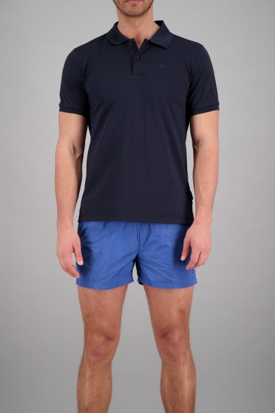 AIRFORCE - OUTLINE STAR polo - donker blauw