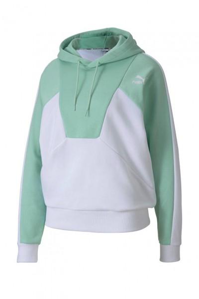 PUMA - TAILORED sweater - licht groen