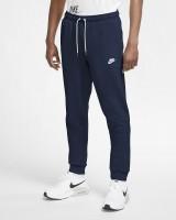 NIKE - SPORTSWEAR joggingbroek men - donkerblauw