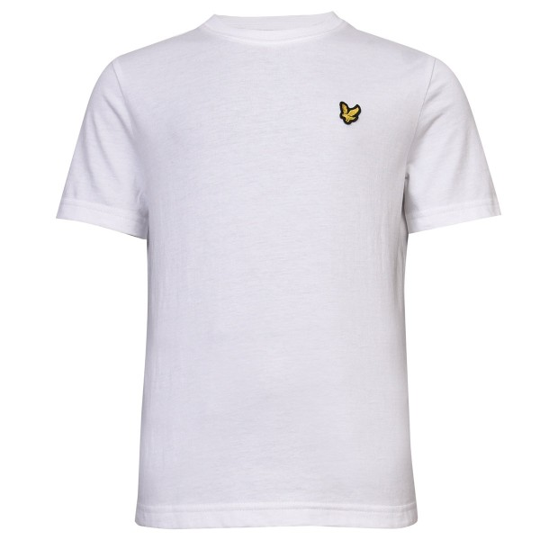 LYLE & SCOTT - CLASSIC t-shirt boys - wit