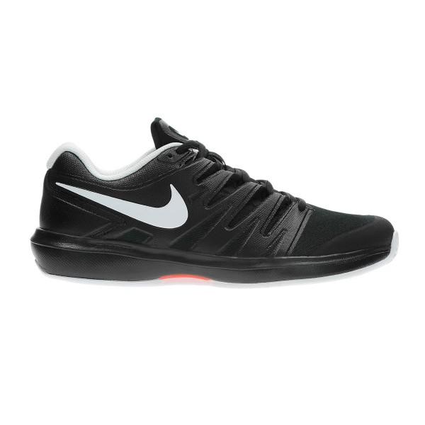 NIKE - AIR ZOOM PRESTIGE CLAY schoenen - zwart