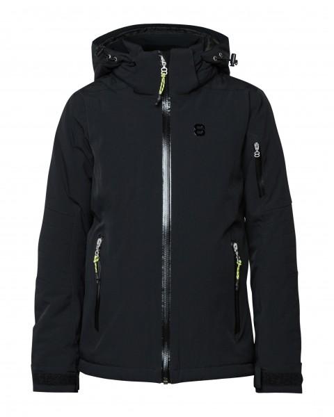 ALTITUDE 8848 - ADRIENNE jas - zwart Haarlem