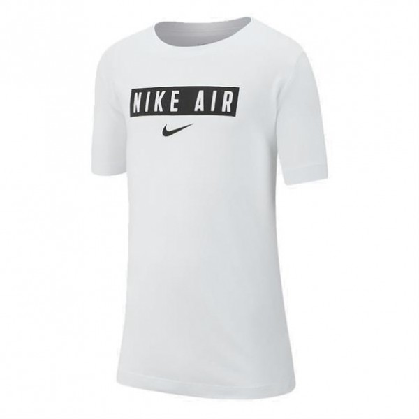 NIKE - AIR t-shirt boys - wit