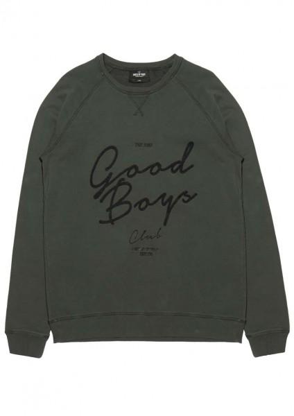 CIRCLE OF TRUST - RUFUS sweater - groen