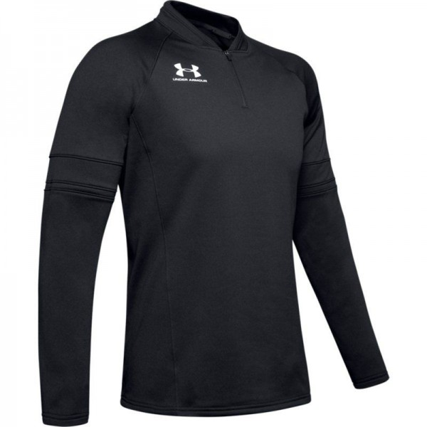 UNDER ARMOUR - CHALLENGER top - zwart