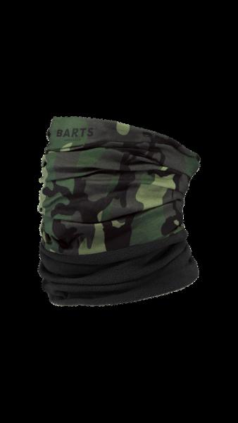 BARTS - MULTICOL sjaal men - groen