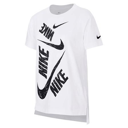 NIKE - SWOOSH T-shirt - wit