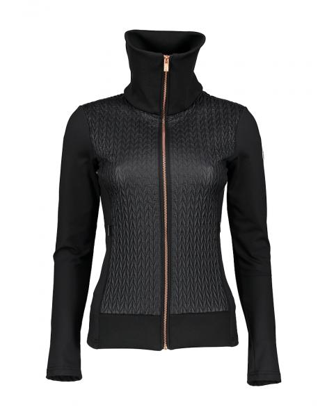 FUSALP - MYRTILLE jas - zwart - noir - black - T1115 - woman jacket - Haarlem