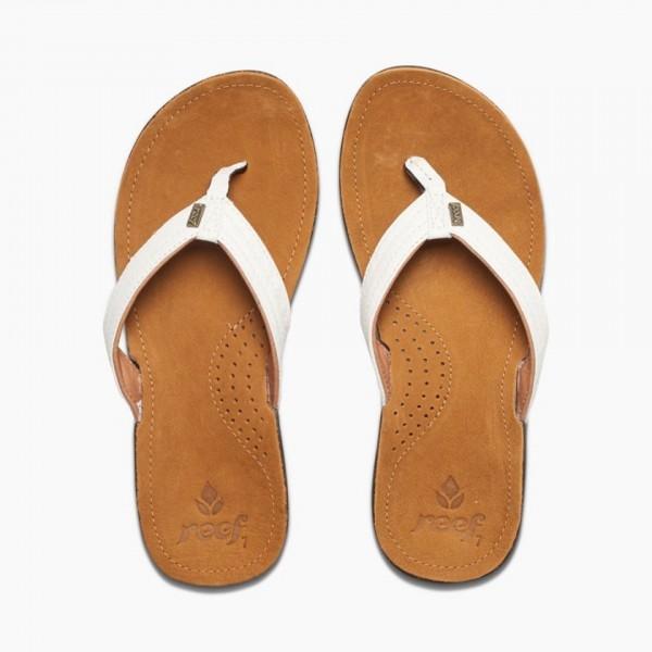 REEF - MISS J-BAY slippers dames - wit