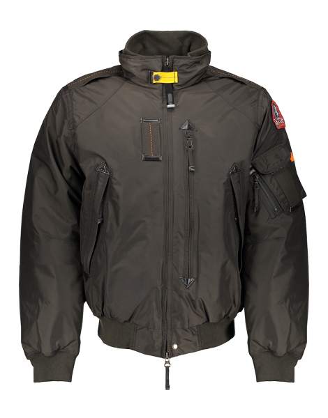 PARAJUMPERS - FIRE jas - donker groen
