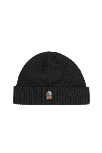 PARAJUMPERS - RIB HAT - zwart Haarlem