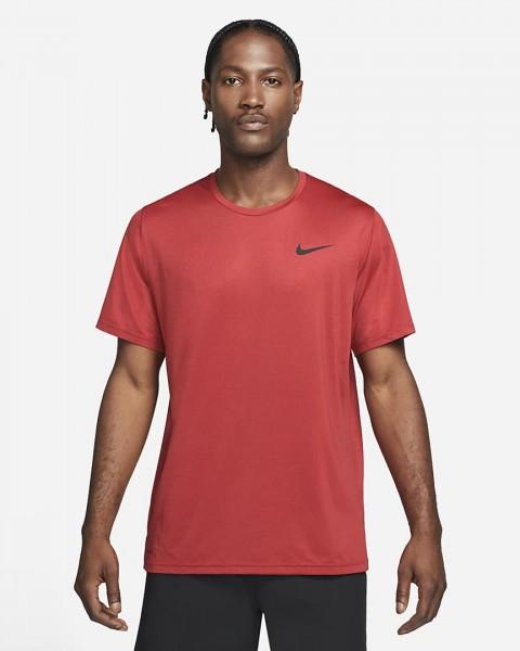 NIKE - PRO DRI FIT T-shirt men - rood