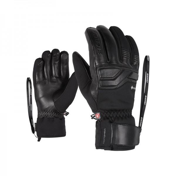 ZIENER - GIN GTX PR handschoen - zwart - Haarlem