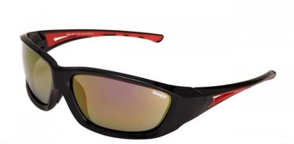 SINNER - BARRA zonnebril heren - zwart