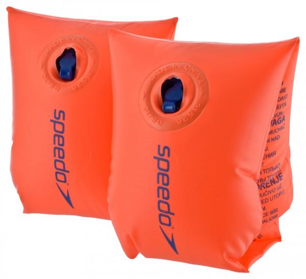 SPEEDO - SEA SQUAD zwembanden kids - oranje