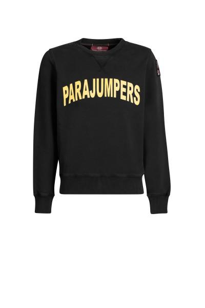 PARAJUMPERS - CALEB trui kids - zwart