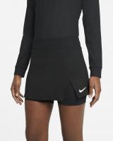 NIKE - COURT VICTORY tennisrokje women - zwart