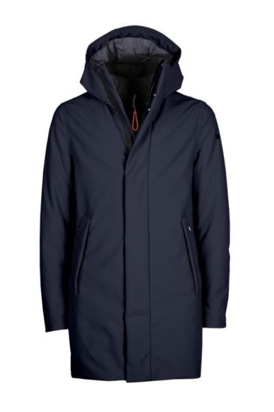 RRD - WINTER ESKIMO Parka men - donkerblauw