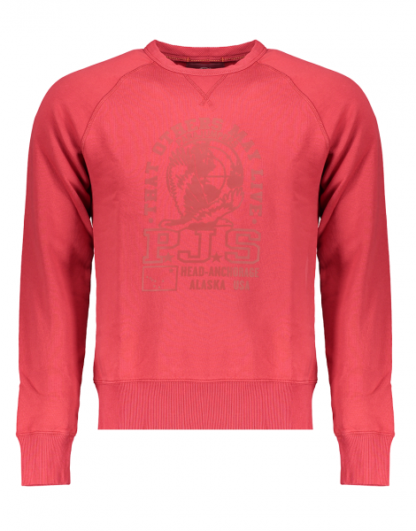 PARAJUMPERS - MALCOLM sweater - rood