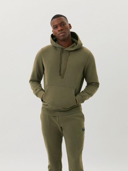 BJORN BORG - CENTRE hoodie heren - groen