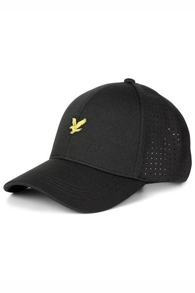 LYLE & SCOTT - Senior cap - zwart