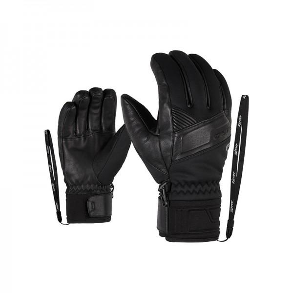 ZIENER - GLISS GTX handschoen - zwart - Haarlem