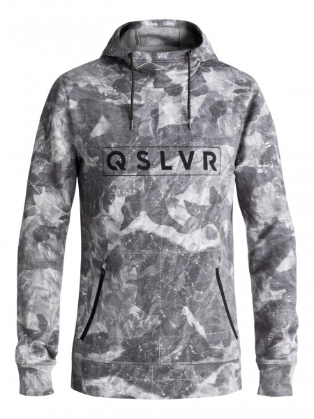 QUIKSILVER - FREEDOM trui - camouflage