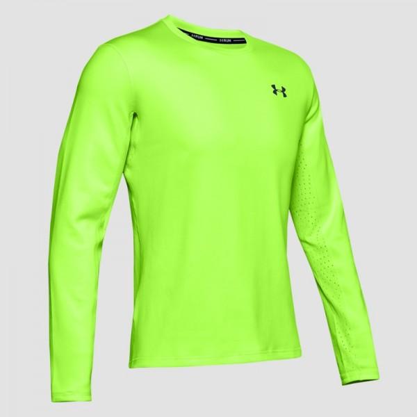 UNDER ARMOUR - COLD GEAR shirt - groen