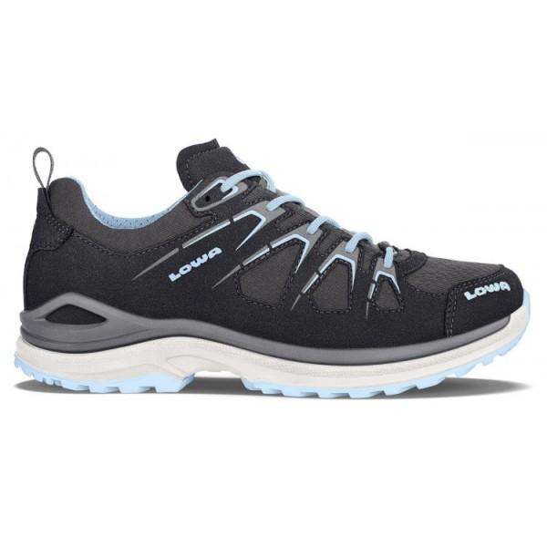 LOWA Dames hikingschoenen - Aerox Gtx zwart