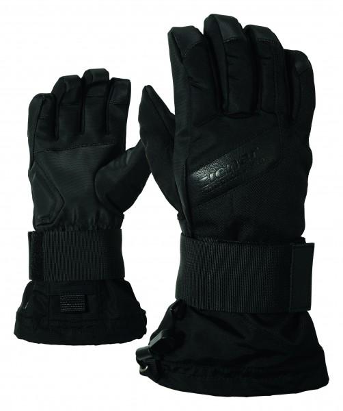 ZIENER - MIKKS AS(R) JR handschoen - zwart