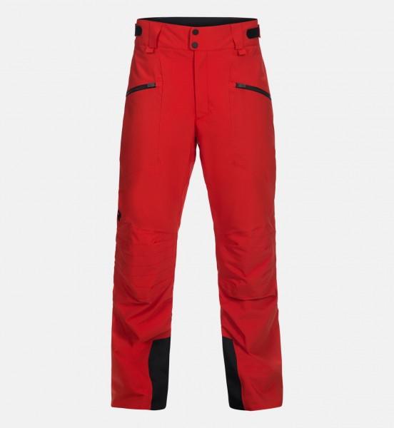 PEAK PERFORMANCE - SCOOT PANTS skibroek - rood