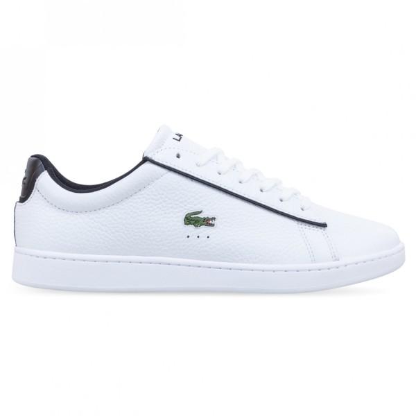 LACOSTE - CARNABY EVO 120 Sneaker men - wit