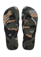 HAVAIANAS - TOP CAMU slippers men - groen