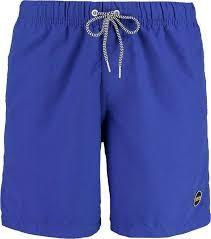 SHIWI - SOLID zwemshort boys - blauw